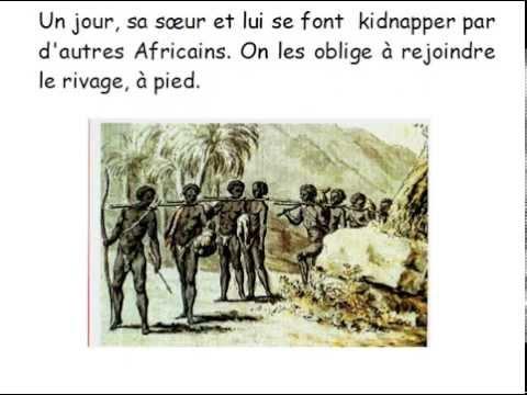 La Vie D Un Esclave D Apres Le Temoignage D Olaudah