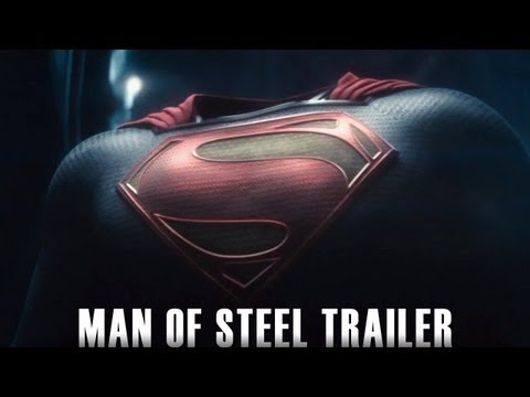 Man of Steel - Official Trailer 2 Review!