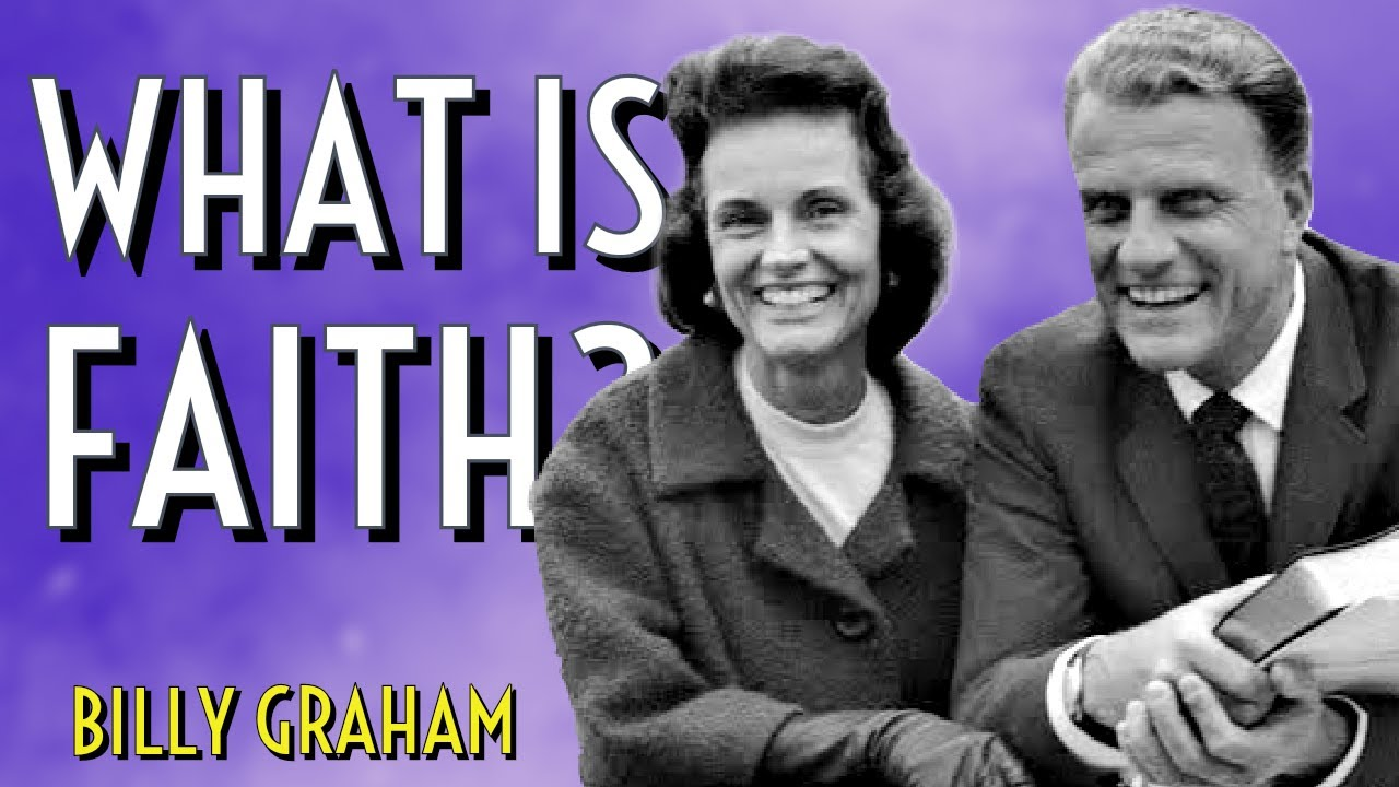 What is #Faith?   #BillyGraham #Shorts #WhatsAppstatus #statuspost