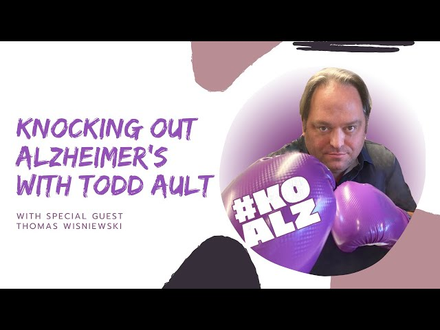 Learning about LiProSal - Knocking Out Alzheimer's with Todd Ault Episode #1