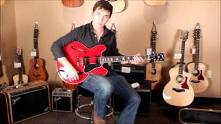 Gibson 2016 ES-335 Demo - Swing City Music