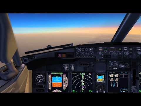 FSX PMDG 737-800 NGX: Boston, MA to Philadelphia, PA