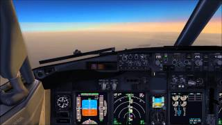 FSX PMDG 737-800 NGX: Boston, MA to Philadelphia, PA