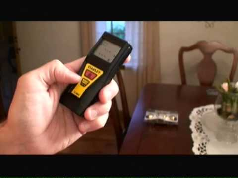 Tacklife Entfernungsmesser Opinie : Stanley tlm65 laser distance measurer review youtube