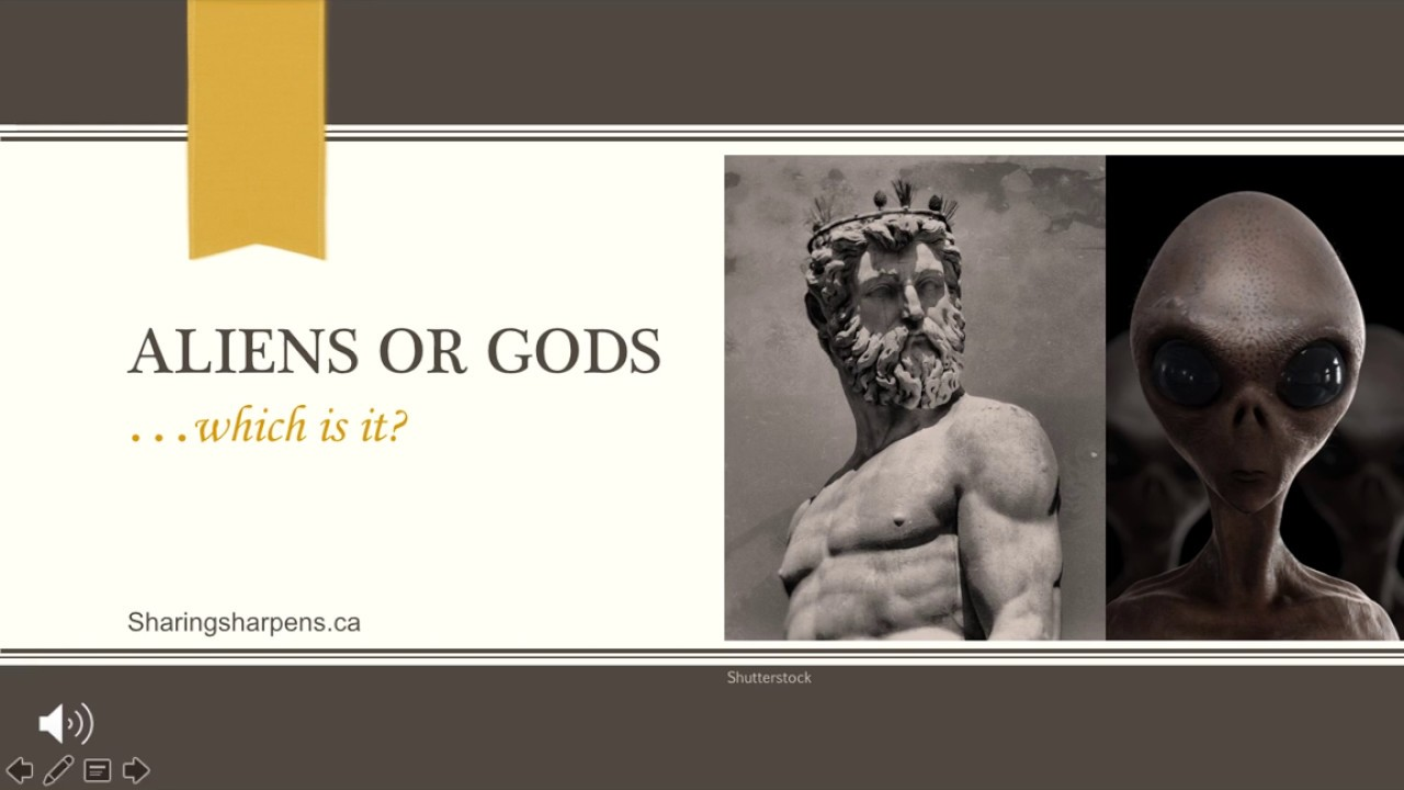21st Century: Ancient Aliens or Powerful Gods? Friend or Foe? Mystery Solved! Part 1