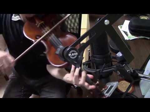 元プロオケ奏者がバイオリン宅録始めます 【ジャンル不問】ソフト音源では叶えられないサウンドをあなたへ