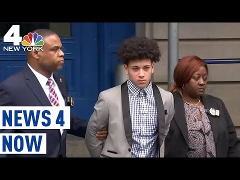 Mom, Her Teen Son Arrested in NYC Boy's Stabbing Death | News 4 Now