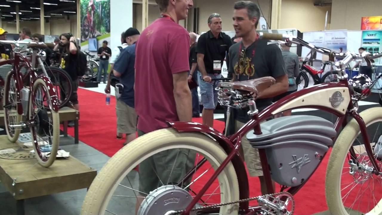 Vintage Electric Bikes  Cruz  Tracker  Cafe  Tracker S  Scrambler