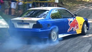 Hillclimb Mountain Drift Show - 7 Curve 2017!