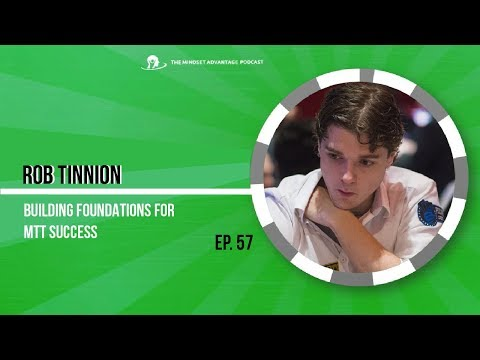 Rob Tinnion On Building Foundations For MTT Success #57