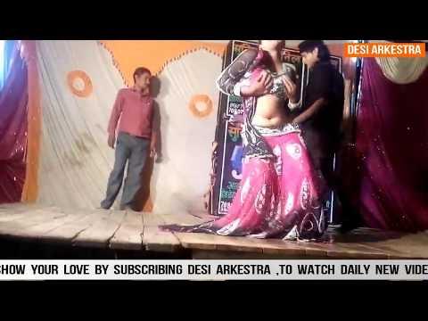 DESI ARKESTRA - Stage Program On Bhojpuri Song - Chhalakata Hamro Jawaniya