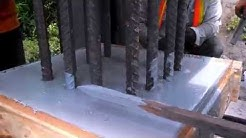 Concrete Pile Epoxy Splice