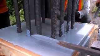 Concrete Pile Epoxy Splice