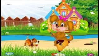 Музыкально дидактическая игра для дошкольников   Музыкальные зверята   YouTube