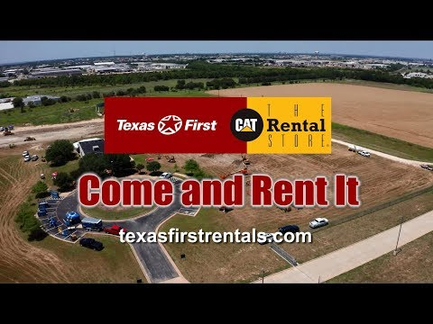 Texas First Rentals Training 2019