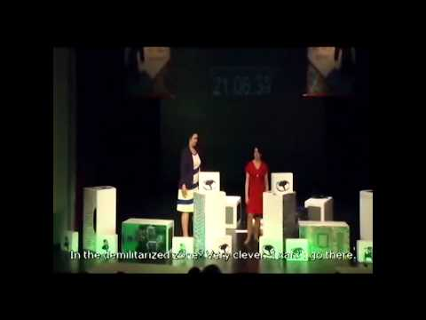 Troy -- A theater play from Virtual Stages Against Violence project
