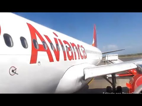 Trip Report/ Avianca/Business Class / Airbus A320 /Bogota-Ca