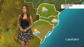 Previsão Sul - Nuvens carregadas se espalham