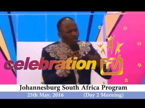 Johannesburg South Africa Meeting with Apostle Johnson Sulem