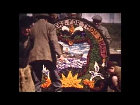 Endon Well Dressing 1965