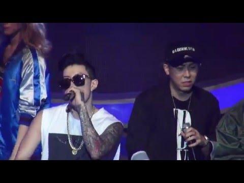 [Jay Park] 160130 AOMG 콘서트_BO$$(by.이쁘지)