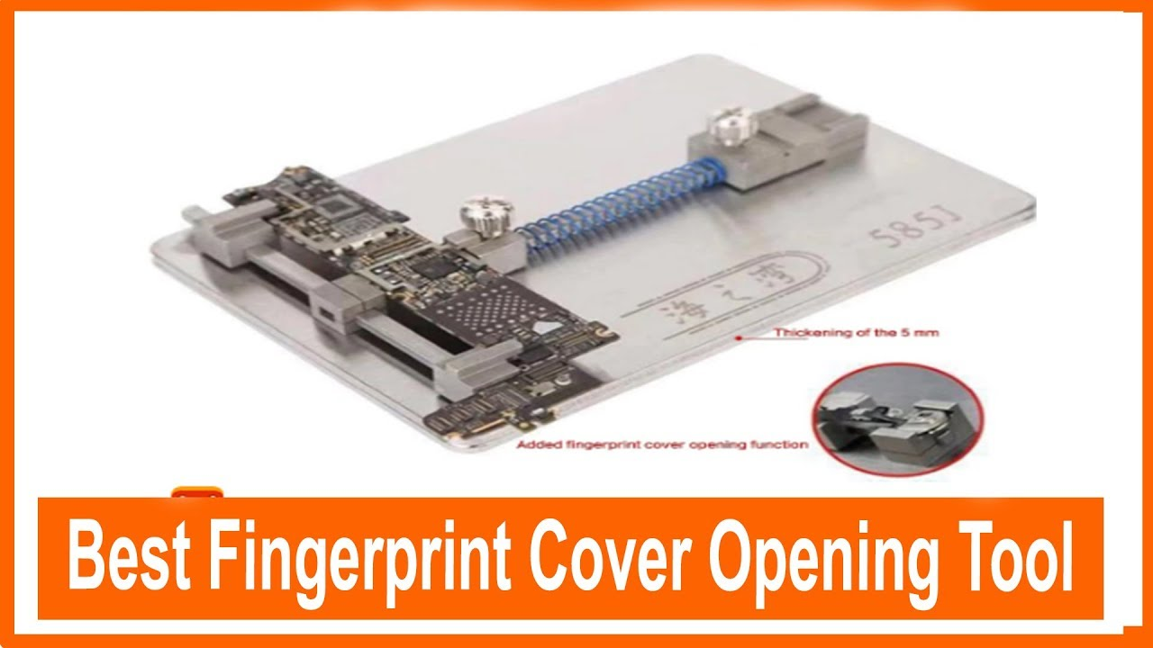 Best Motherboard Fixture PCB Holder For iPhone Repair tool