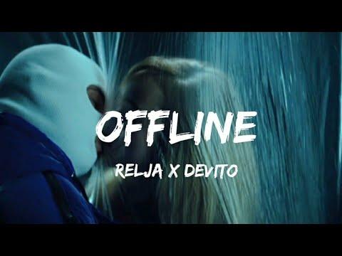Relja X Devito – Offline tekst/lyrics