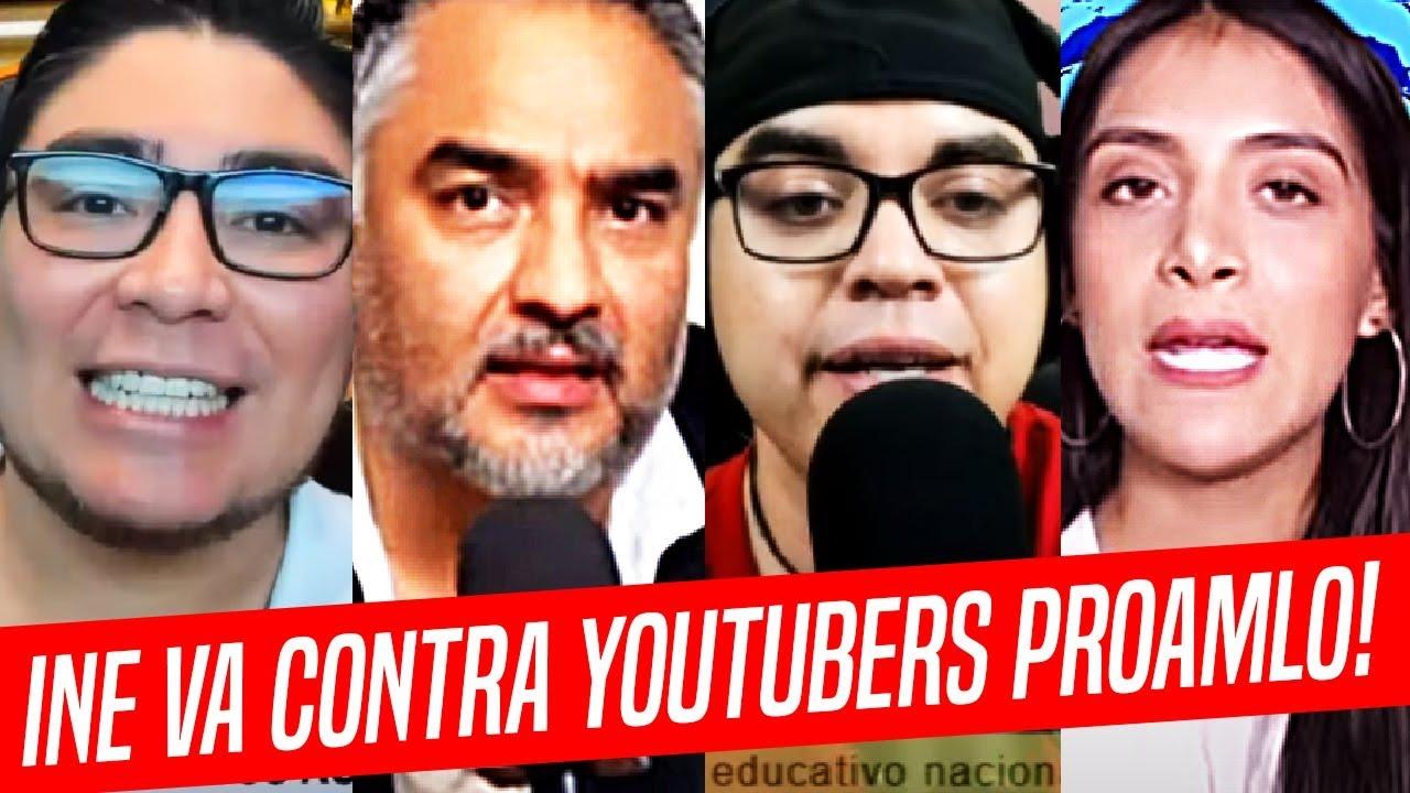 Download ALERTA NACIONAL! INE ALISTA CACERÍA CONTRA YOUTUBERS PROAMLO. ¡APRUEBAN MULTAS Y ARRESTOS!