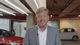 Wayne Griffiths, CEO CUPRA - Conferință de presă CASA SEAT