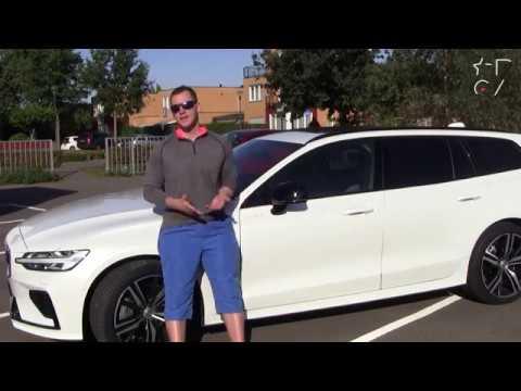 VOLVO V60 T8 R-Design review (NL)