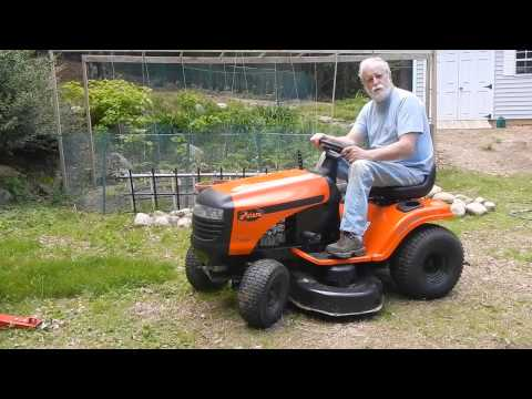 Review - Ariens 42 in. 17.5 HP 6-Speed Riding Lawn Mower