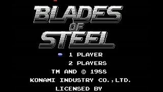NES Blades of Steel