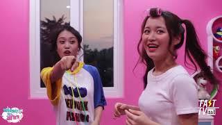Hậu trường độc quyền chưa được tiết lộ của Uni5, Han Sara trong Sitcom Thần Tượng Tuổi 300 | FAST TV
