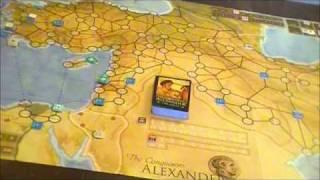 Conquerors Alexander - Intro.wmv