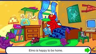 Elmo Goes to the Doctor   Sesame Street   Longplays HD