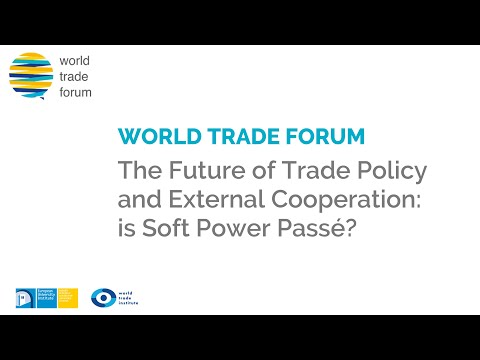 World Trade Forum 2020 | What Would Happen To A World Without The WTO?