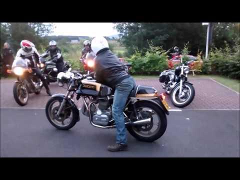 Leadburn Inn Classic Motorcycle Nights