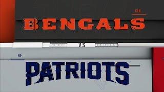 NFL on CBS - 2016 - Cincinnati Bengals vs New England Patriots Opens