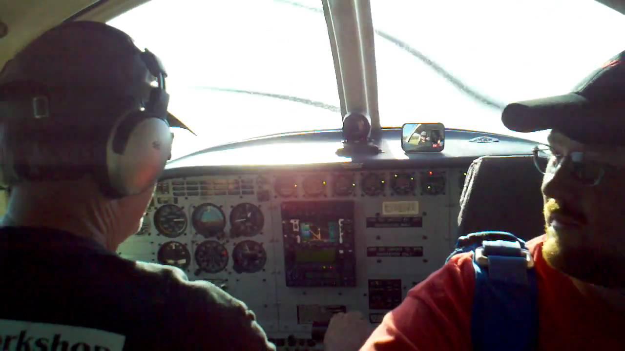 PAC 750 XL Ride @ ACJ 4-17-11 Lindbergh Boogie