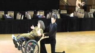 Lorraine and Brandon perform at Heart of America 2011. www.groovabi...