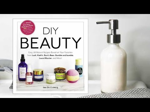 DIY your favorite beauty products with all-natural ingredients!