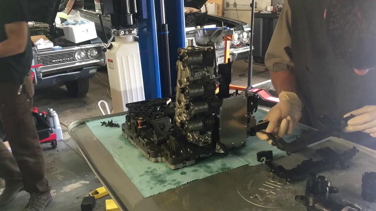 Audi B8 S4 DSG Mechatronic repair