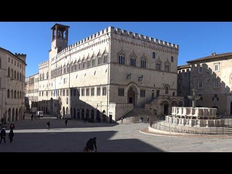 Città di Perugia in 4K