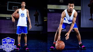 Marvin Brimage is one of 2023's FINEST 2017 CP3 National Middle School Combine
