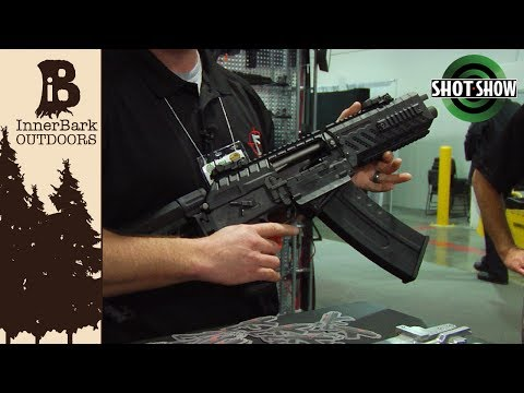 SHOT SHOW 2014: Fostech Origin 12 Shotgun