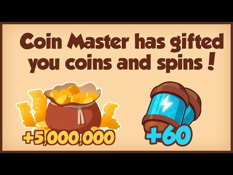 Coin master free spins and coins link 09.10.2020
