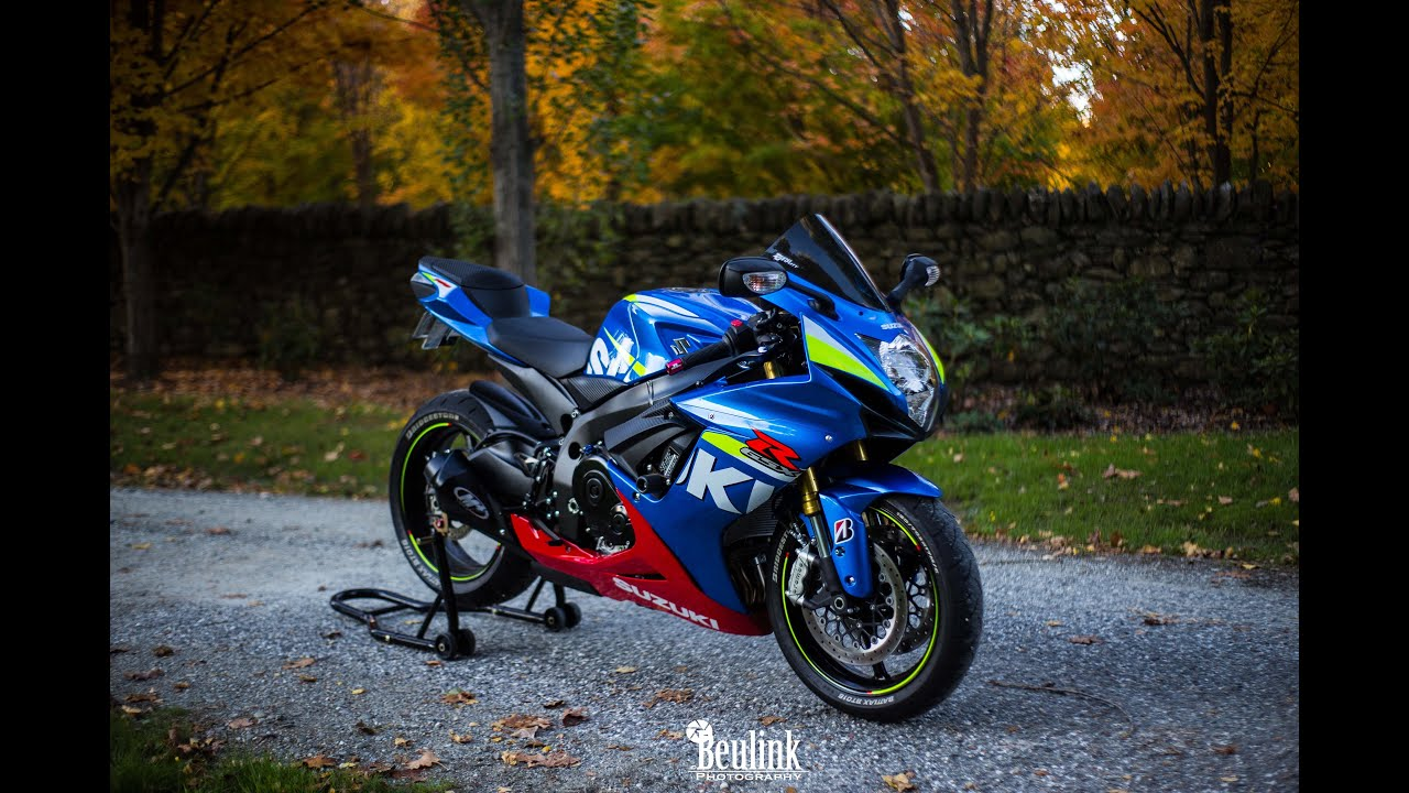 2016 suzuki gsx r 750 m4 gp exhaust sound youtube. Black Bedroom Furniture Sets. Home Design Ideas