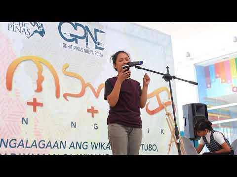 Ang Sabi ni Papa - Spoken Word Performance