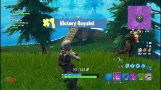 Fortnite victory royale!!!!!!!!!! Real