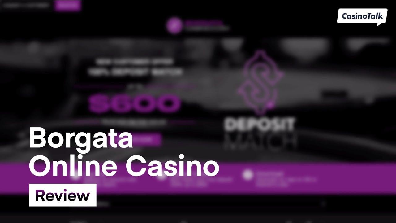 Borgata Online Casino Review Youtube